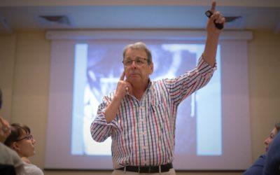 Prof. Rocabado Master Class -Craniocervical and craniomandibular dysfunctions (Cluj-Napoca, 2018)