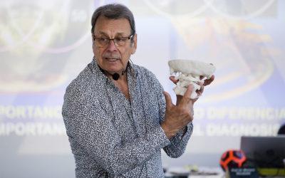 Prof. Rocabado Master Class – Craniocervical and craniomandibular dysfunctions (Cluj-Napoca, 2019)